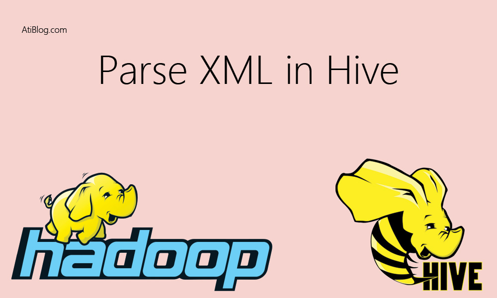 Parse XML File using HIVE