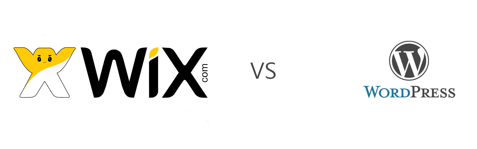 WIx vs Wordpress in every aspect.